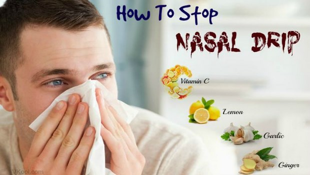 how-to-stop-nasal-drip-naturally
