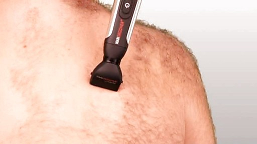 backshaver for back hair