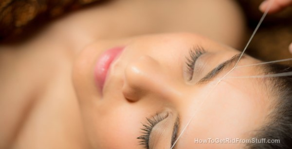 threading-hair-removal