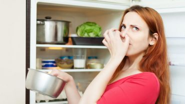 how to get rid from Refrigerator Smell