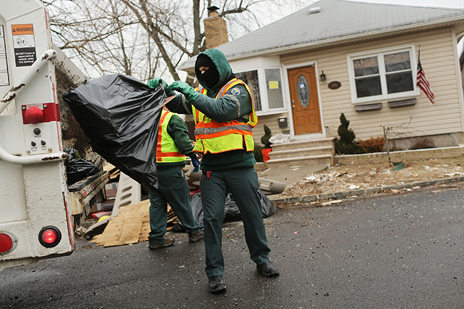 NY Gov. Cuomo Proposes Buying Homes Devastated By Sandy To Preserve Flood Prone Areas