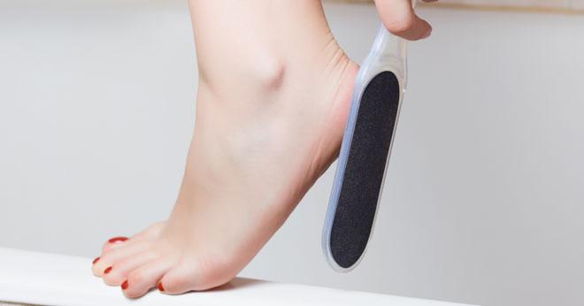 Foot-File
