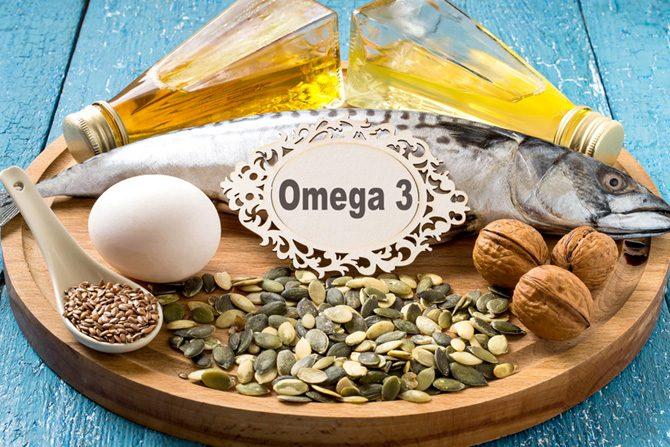 fatty acids Omega 3